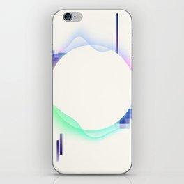 Vibrations iPhone Skin