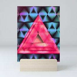 Rubin stone Mini Art Print
