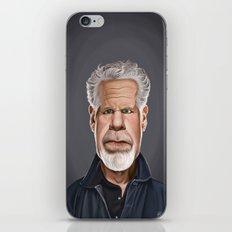 Celebrity Sunday ~ Ron Perlman iPhone & iPod Skin