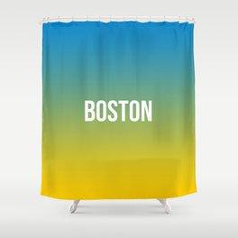 BOSTON II Shower Curtain