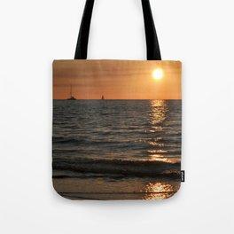 SUMMER SUNSET feeling - Baltic Sea Tote Bag