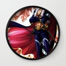 X Drake - One piece Wall Clock