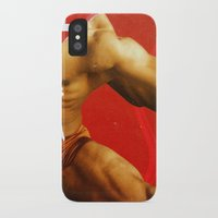 body iPhone & iPod Cases featuring BoDy  by Hakim Pop Art