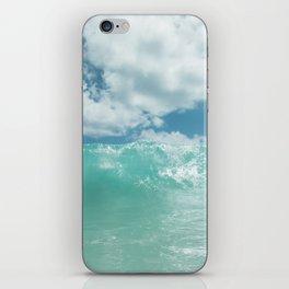 Hawaii Water II iPhone Skin