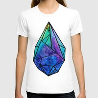 prism T-shirts featuring Teardrop Prism by Hayley Lang
