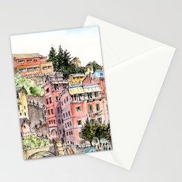 Vernazza, Italy, 2016 Stationery Cards