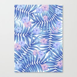 Hawaiian Pattern Canvas Print