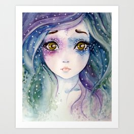 Jenni Art Print