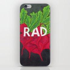 Rad(ish) iPhone & iPod Skin