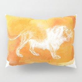 Color Spot Safari Lion Pillow Sham