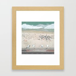 TOP IPANEMA Framed Art Print