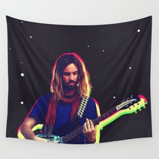 Kevin Parker from Tame Impala Wall Tapestry