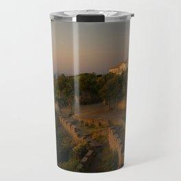 Olive grove Travel Mug