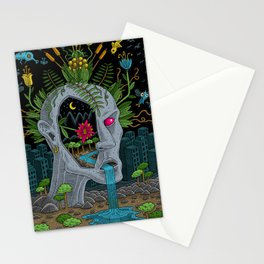 Part of Nature (in color) Stationery Cards