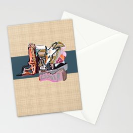 playgrounds of colour VI Stationery Cards