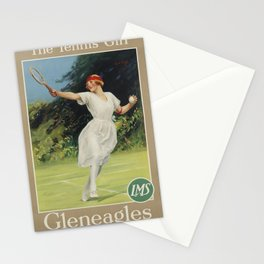 locandina LMS Gleneagles Stationery Cards