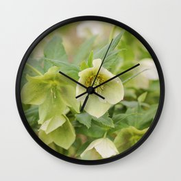 Lovely Lime Wall Clock