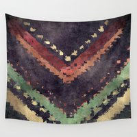 lavender Wall Tapestries featuring Lavender by munich