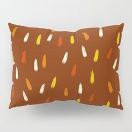 Indrik Inuit - Colorful Decorative Abstract Art Pattern Pillow Sham