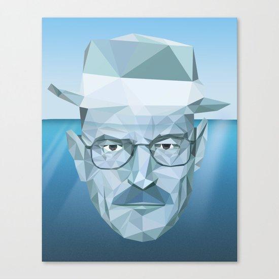 Tip of the Heisenberg Canvas Print