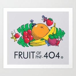 Cosmic Harvest Art Print
