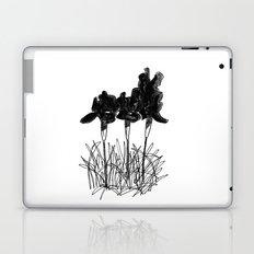 Dark Iris Laptop & iPad Skin
