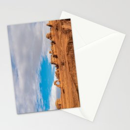 Delicate Arch 0414 - Arches National Park, Moab, Utah Stationery Cards