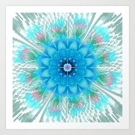 MANDALA 14.2 Art Print