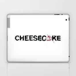 Favourite Things - Cheesecake Laptop & iPad Skin