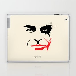 Heath Ledger // The Joker Laptop & iPad Skin
