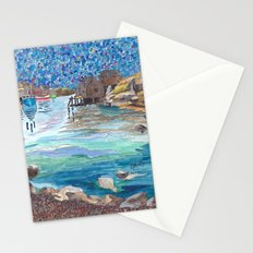In the Cove Stationery Cards