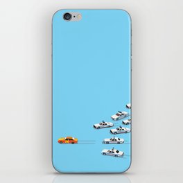 The Chase iPhone Skin