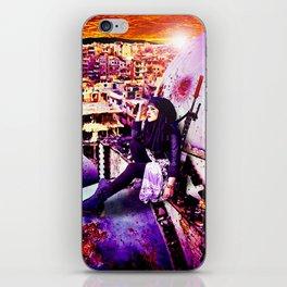 Take Me Homs iPhone Skin