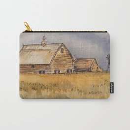 Barns and Windmill Carry-All Pouch