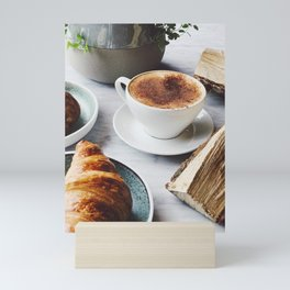 Breakfast III Mini Art Print