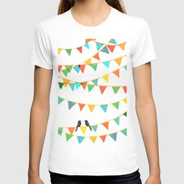 Carnival is coming to town T-shirt