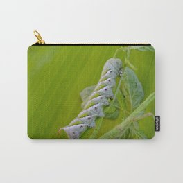 Tomato Horn Worm Carry-All Pouch