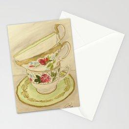 Une après-midi avec toi Stationery Cards