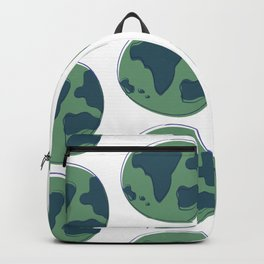The Green Planet Backpack