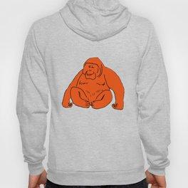 The Marvellous Orangutan Hoody