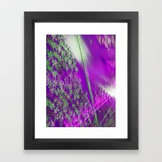 The Jigsaw Puzzler Framed Art Print