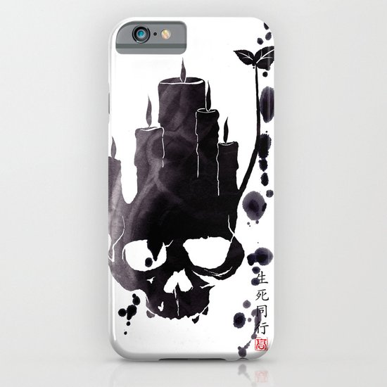 Death is Reborn/Reborn is Death iPhone & iPod Case