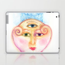 daemon of complicated times Laptop & iPad Skin