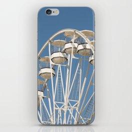 High In The Blue Sky 2 iPhone Skin