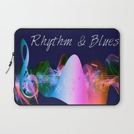 Rhythm & Blues Laptop Sleeve