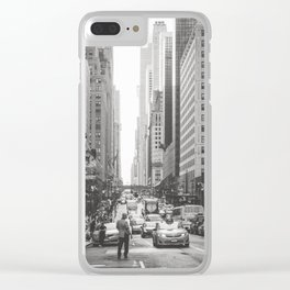 That New York Minute Clear iPhone Case