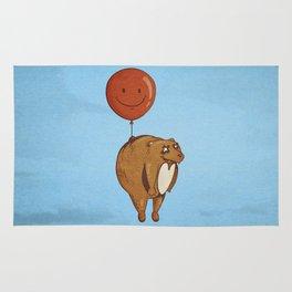 Float On, Bear, Float On Rug