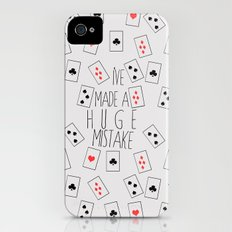 Arrested Development : I've Made a HUGE MISTAKE iPhone (4, 4s) Slim Case
