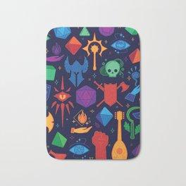 DnD Forever - Color Bath Mat