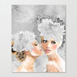 Swansong Canvas Print